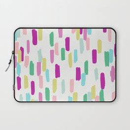 Broad Strokes Vertical Laptop Sleeve