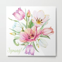Spring is in the air #36 Metal Print