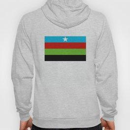 Somali Bantu Liberation Movement Flag Hoody