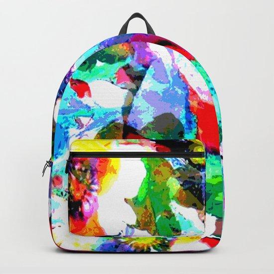 My flowers Backpack
