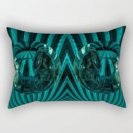 Skorpios Ascending Rectangular Pillow