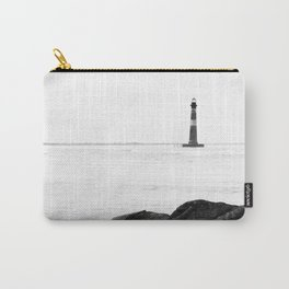 Morris Island Lighthouse Carry-All Pouch