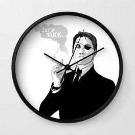 Syd Jarson Wall Clock