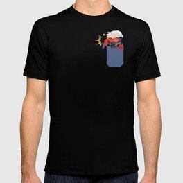Pocket attack soldier T-shirt