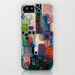 Higher Frequency iPhone Case