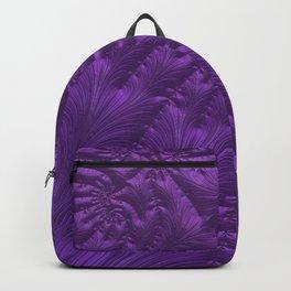 Renaissance Purple Backpack