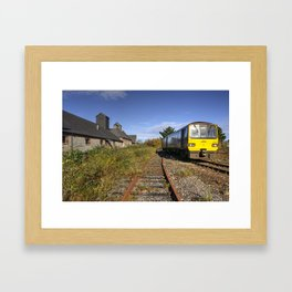 Maltings Pacer Framed Art Print