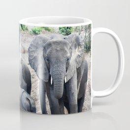Group of Elephants Coffee Mug