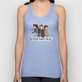 Supernatural Unisex Tank Top