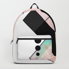 Geometric Composition 11 Backpack