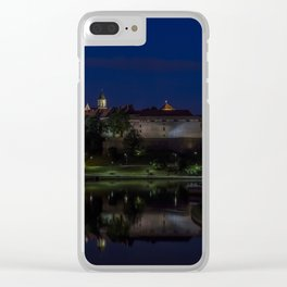 Castle on the Hill. Clear iPhone Case