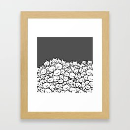 minima - bundle Framed Art Print