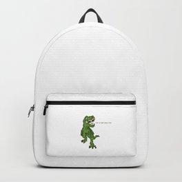 I'm A Nervous Rex Backpack