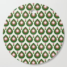 Drops Retro Confete Cutting Board