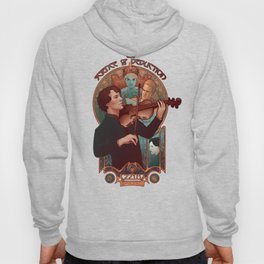 The Science of Deduction Hoody