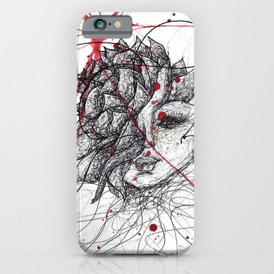 I'm Content iPhone & iPod Case