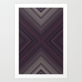 Rusty Barrel Art Print