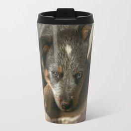 A Western Pup Travel Mug