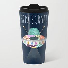 Spacecraft Travel Mug