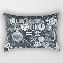 Math Class Rectangular Pillow