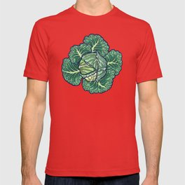 dreaming cabbages T-shirt
