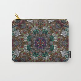 Hallucination Mandala 4 Carry-All Pouch