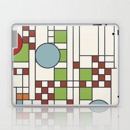Frank lloyd wright pattern S02 Laptop & iPad Skin