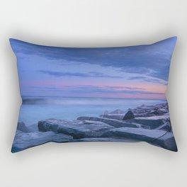 Cotton Candy Skies Rectangular Pillow
