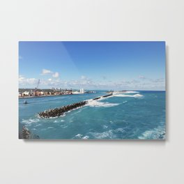 Bahamas Cruise Series 79 Metal Print