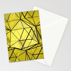 hexagonal dreaming Stationery Cards