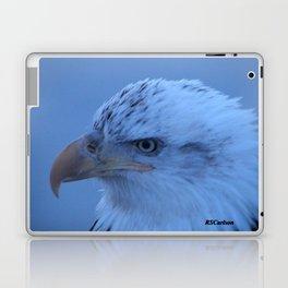 Young Eagle in Failing Light Laptop & iPad Skin