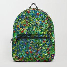 """Gustav Klimt """"Apple tree"""" I Backpack"""