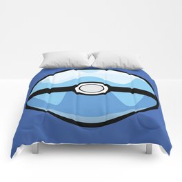 Dive Ball Comforters