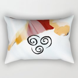 Avatar Aang II Rectangular Pillow