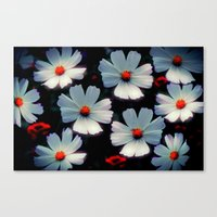 family Canvas Prints featuring Family by Armine Nersisian
