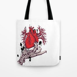 Illustration Art Tote Bag