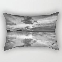 Clevedon Beach Rectangular Pillow