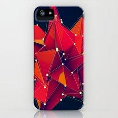 Architecture Polygons iPhone (5, 5s) Slim Case