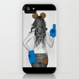 Attitude with Class iPhone Case