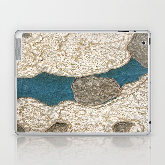Blue Bark Laptop & iPad Skin