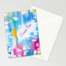 Love Phone Case Stationery Cards