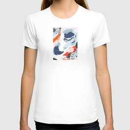 Abstract Color Pop T-shirt