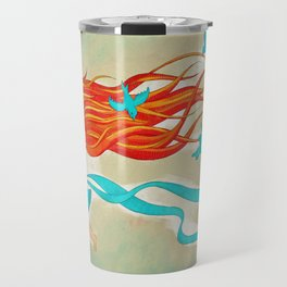 Cheerful Travel Mug