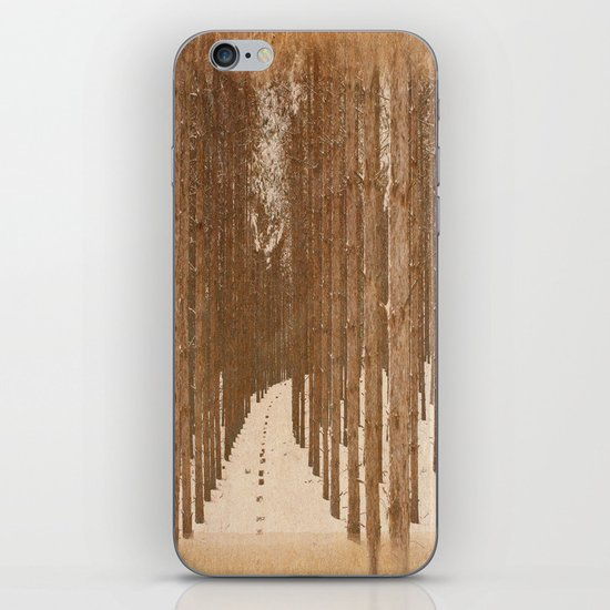 Single File  iPhone & iPod Skin