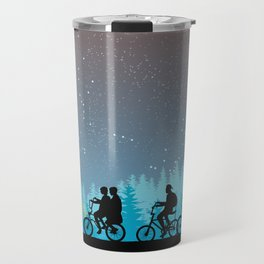 Searching for Will B. - 80s things Travel Mug