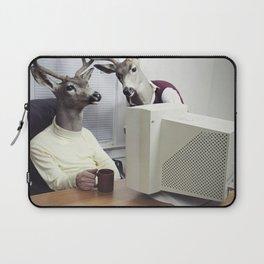Business Deer Laptop Sleeve