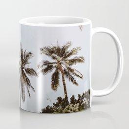 palm trees xiv / chiang mai, thailand Coffee Mug