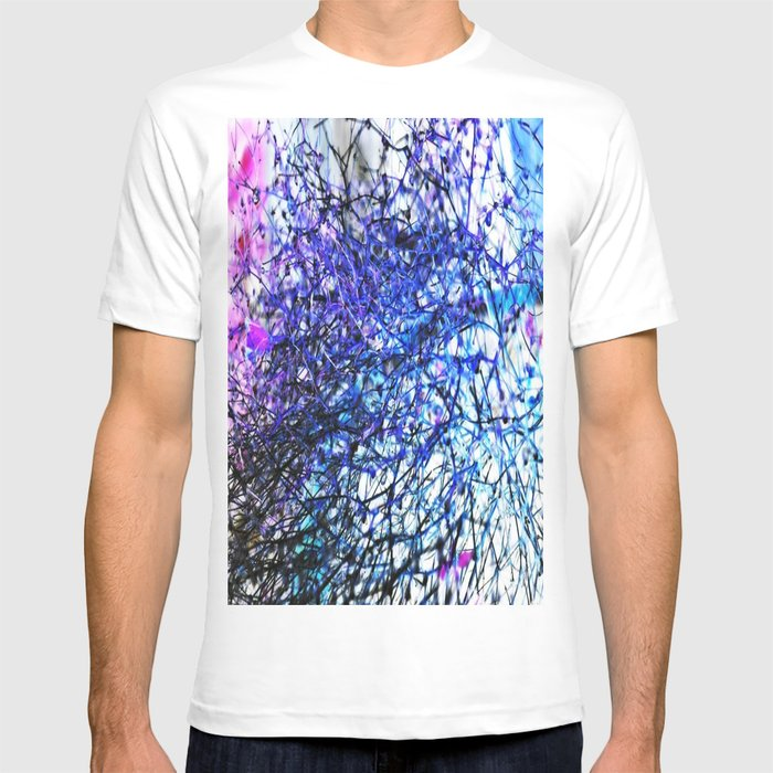 abstract   ss T-shirt