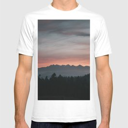 Mountainscape - Landscape and Nature Photography T-shirt