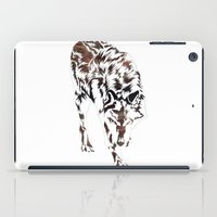 monster hunter iPad Cases featuring Hunter by Stevyn Llewellyn